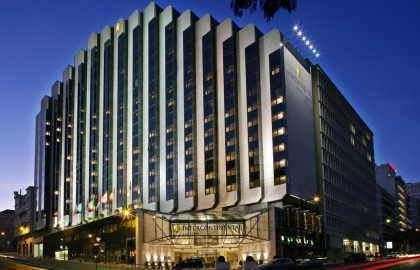 InterContinental Lisbon - Cookies Agency  Partnership